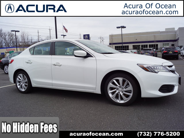 Certified Pre-Owned 2016 Acura ILX w/Tech