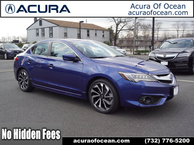 Certified Pre-Owned 2016 Acura ILX W/PREMIUM/A-SPEC