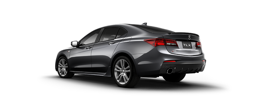 New 2020 Acura Tlx With A Spec Package And Red Interior 4dr Sedan W