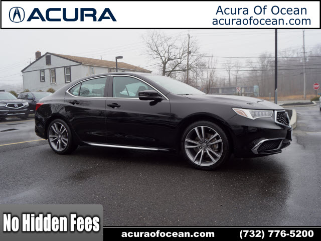 Certified Pre-Owned 2019 Acura TLX V6 w/Tech