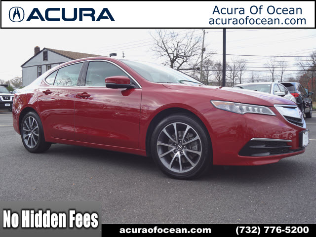 Certified Pre-Owned 2017 Acura TLX V6 w/Tech