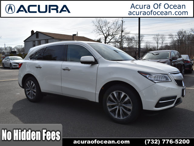 Certified Pre-Owned 2016 Acura MDX SH-AWD w/Tech
