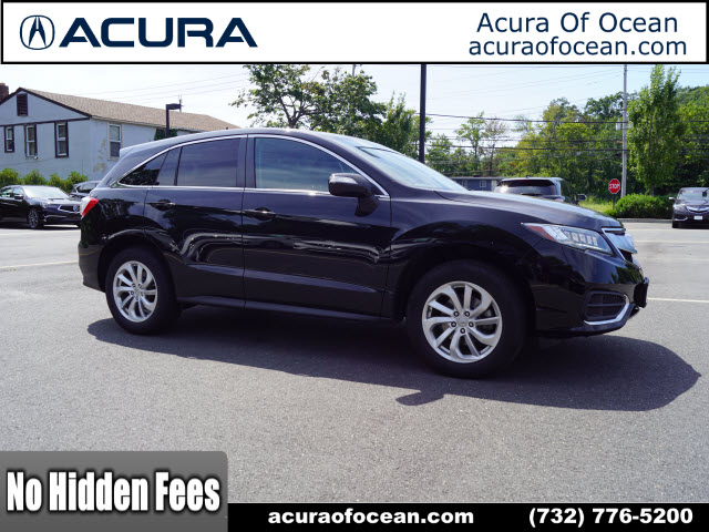 Certified Pre-Owned 2017 Acura RDX 4DR AWD