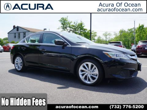 Certified Pre-Owned 2017 Acura ILX w/Tech