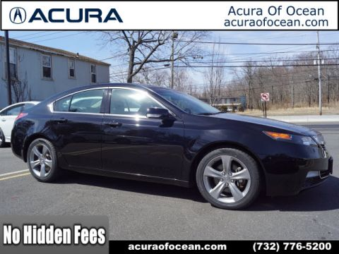 Pre-Owned 2013 Acura TL SH-AWD w/Tech