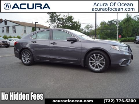 Certified Pre-Owned 2018 Acura TLX Base