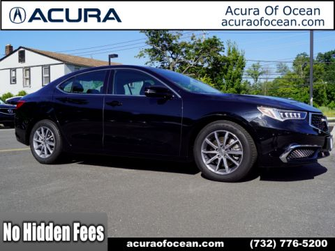 Pre-Owned 2020 Acura TLX Base