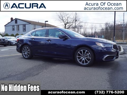 Certified Pre-Owned 2019 Acura TLX V6