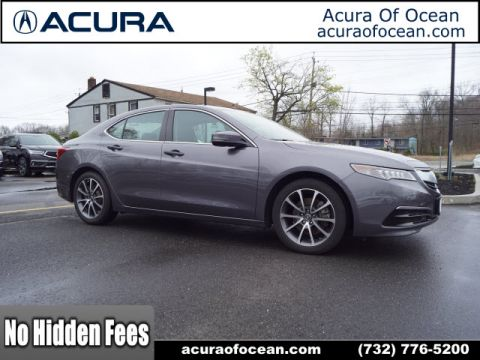 Certified Pre-Owned 2017 Acura TLX V6