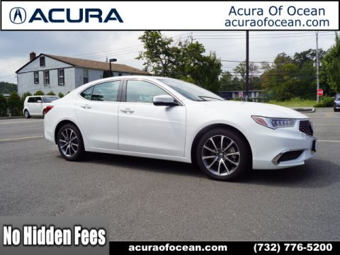 Pre-Owned 2019 Acura TLX V6
