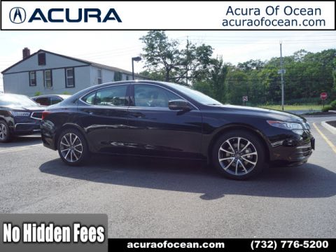 Certified Pre-Owned 2016 Acura TLX V6 w/Tech