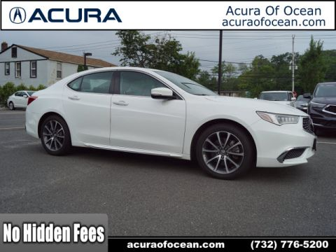 Certified Pre-Owned 2018 Acura TLX V6 w/Tech