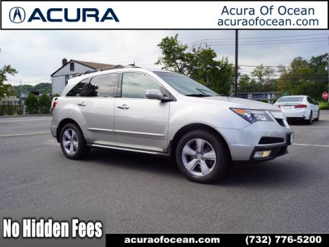 Pre-Owned 2013 Acura MDX SH-AWD