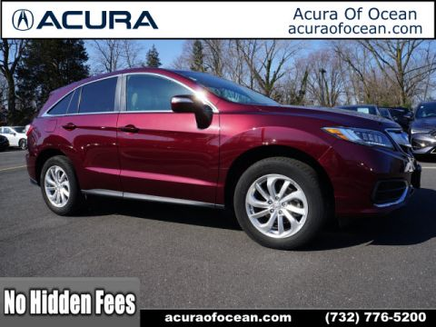 Certified Pre-Owned 2016 Acura RDX 4DR AWD