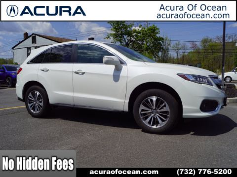 Certified Pre-Owned 2017 Acura RDX w/Advance