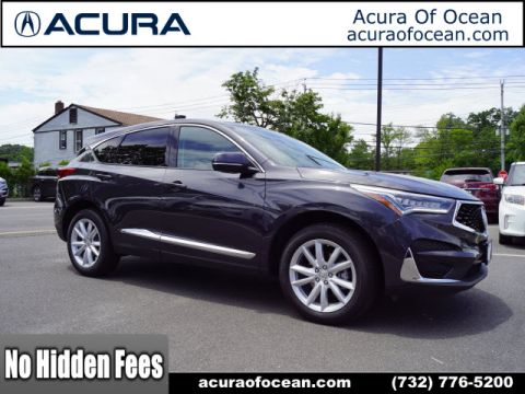 Certified Pre-Owned 2019 Acura RDX SH-AWD