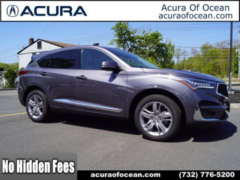 Certified Pre-Owned 2019 Acura RDX SH-AWD w/Advance