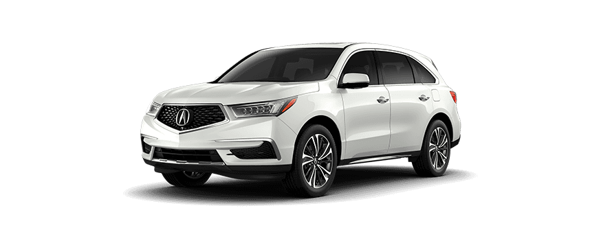 New 2019 Acura MDX SH-AWD w/Tech