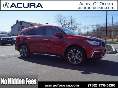 Certified Pre-Owned 2019 Acura MDX SH-AWD w/Tech