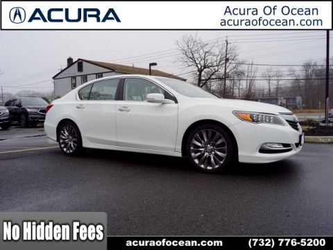 Certified Pre-Owned 2017 Acura RLX w/Tech